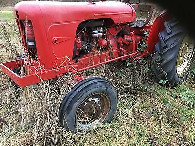 DAVID BROWN 990 Implematic TRACTOR CLASSIC 990/A