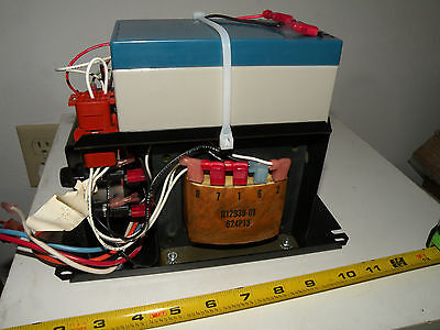 New Gilbarco Marconi T-16513-G6R Power Supply Assembly W/powersonic Battery