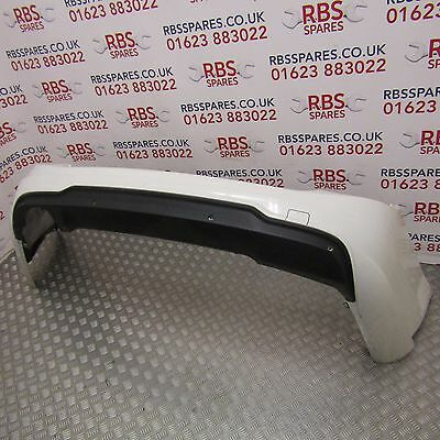 Mercedes C Class Estate W204 Amg Rear Bumper 2011-2014 (Genuine)