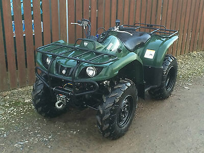 2016 Yamaha Yfm Grizzly 350 - 4Wd Quad Atv
