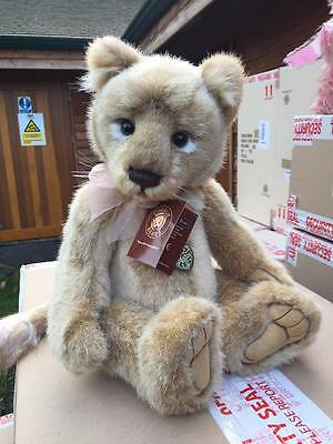 LYRA By Charlie Bears, 2015 Collection - BNWT - LAST OF STOCK
