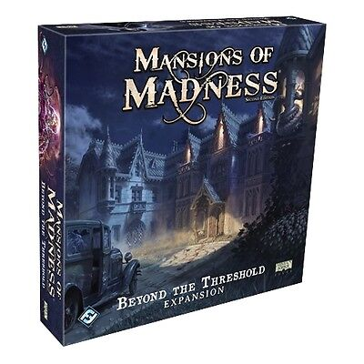 Mansions of Madness 2nd Edition Beyond the Threshold - Fantasy Flight Games New