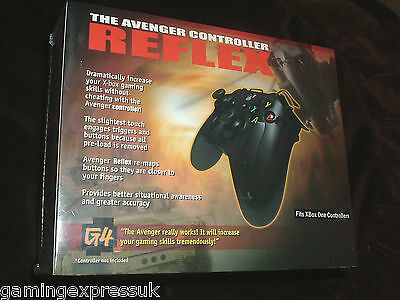 Avenger Reflex Cheat Controller Extension 2015 XBOX ONE XB1 NEW SEALED