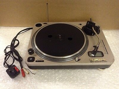 Numark Pro Tt-1 Professional Direct Drive Turntable