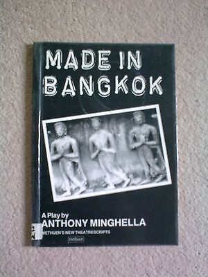 Theatre Plays - Anthony Minghella - 'Made in Bangkok'