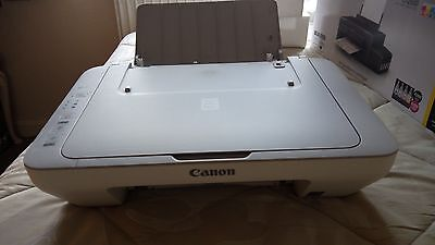 Canon PIXMA MG2450 All-in-One Inkjet Printer