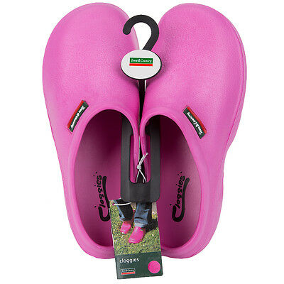 Town & Country Slip-On Waterproof Gardening Shoes