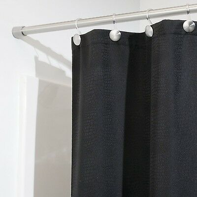 InterDesign Constant Tension  Shower Curtain Rod 198 - 274 cm Extra Large - F...