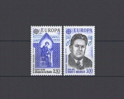 France, Europa Cept 1985, Music Theme, Mnh