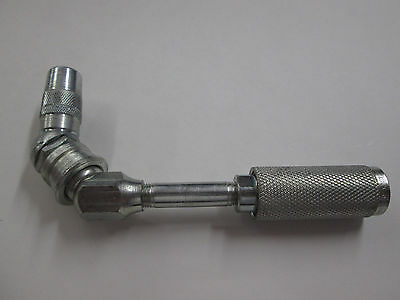 Lincoln #5849 Industrial 360 Degree Grease Gun Extension Adaptor