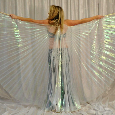 isis wings , bauctanz isis wings , schleier Neues Ware