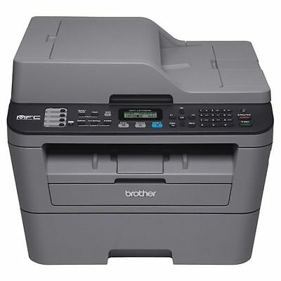 Brother MFC-L2705DW All-In-One Laser Printer Wireless Networking Duplex Printing