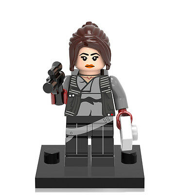 Minifigures Rogue One: A Star Wars Story Jyn Erso Felicity Jones Building Toys