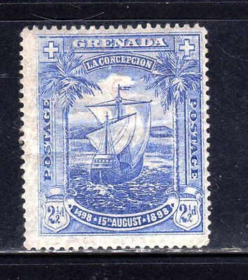 Item No. B9644 – Grenada - Scott # 47 – MH