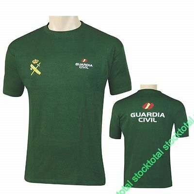 Camiseta Guardia Civil  32655