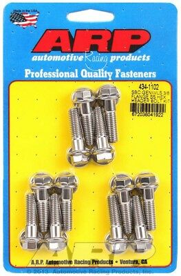ARP 434-1102 Header Bolt  Stud Kits  Chevy Gen III/LS Series