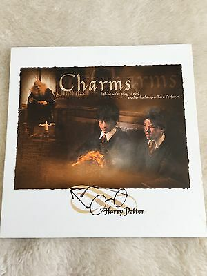 Harry Potter Blank Greetings Card From 99p