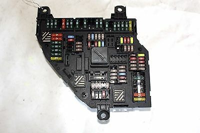 2009-2013 Bmw 750Li F01 Oem Rear Trunk Power Distribution Junction Fuse Box