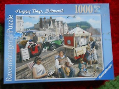 Ravensberger  1000 piece jigsaw puzzle - Happy Days At Sidmouth