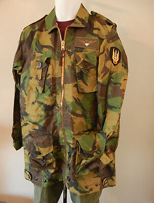 Canadian Airborne Regiment Jump Smock With Wings