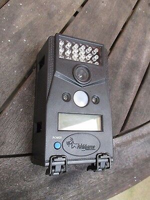 1864 Used Wildgame Innovations W3X WGI 3MP Micro Infrared Flash Game Camera