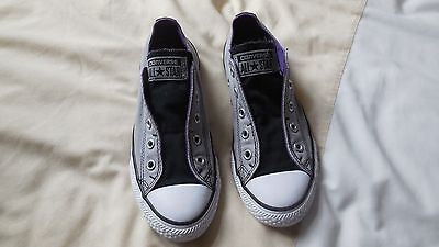 Converse All Star - Boys Shoes - UK Kids Size Junior 1