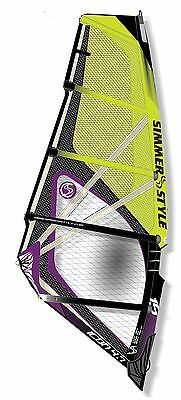 New SimmerStyle Icon 4.5 windsurf wave sail