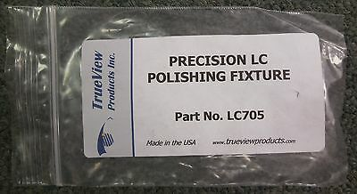 TrueView Products LC705 Precision LC Polishing Puck f/ Optical Fiber, NEW, USA