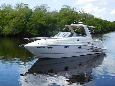 2010 Rinker 260 Express Cruiser. Low hours. Like new!