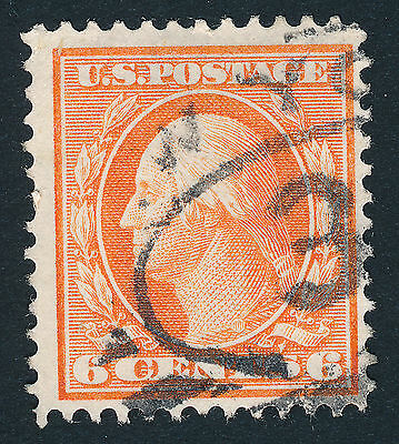 USA Freimarken Washington 1908 Mi 167X
