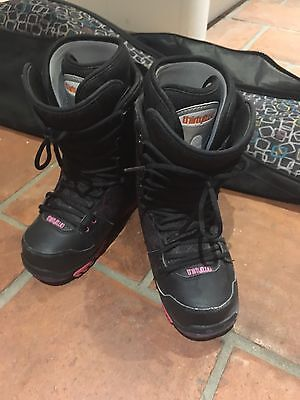 Thirtytwo Thirty Two Women's Snowboard Snow Boots Size 5.5