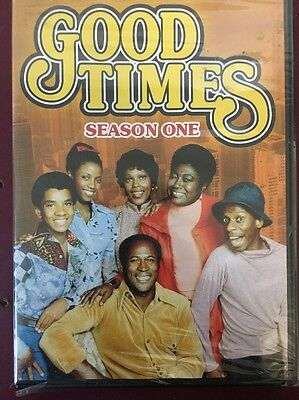 Good Times - The Complete First Season (DVD, Brand New)