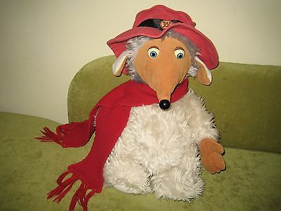 "12"" WOMBLES ORINOCO BUNGO 1998 GOLDEN BEAR ORIGINALS + 6"" Vintage Madame Cholet"