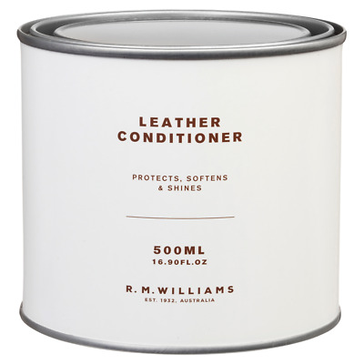 RM Williams Leather Conditioner 500ml - RRP 24.99