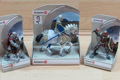 Schleich Griffin Knight On Horse With Lance Model - & World Of Knights Warriors