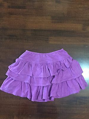 Country Road Girls Ruffle Skirt Size 7 As New