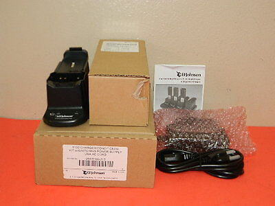 New Ef Johnson 5100 Series Charging Station/conditioner Kit Pn: 2500-5100-210