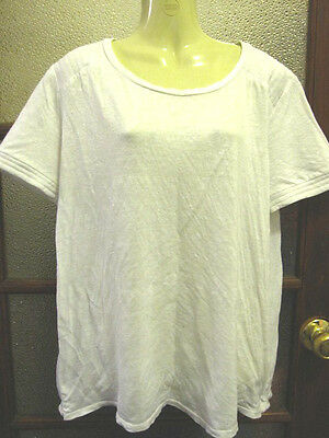COUNTRY ROAD size L or 14-16-18 Linen tee PERFECT condition worn once