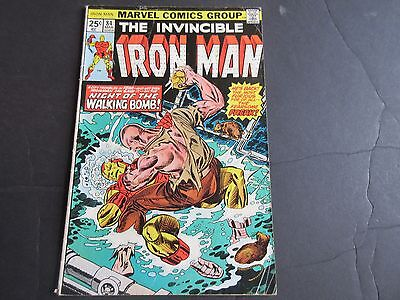 Iron Man #84 (Mar 1976, Marvel) Tons of Auctions!