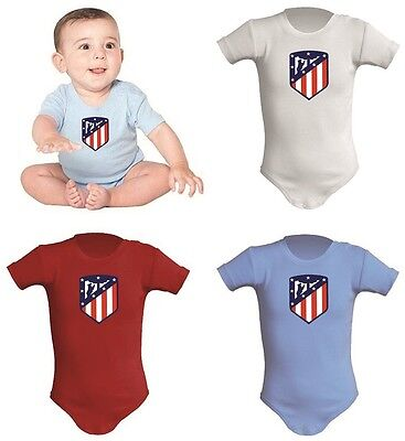 Body Bebe Atletico De Madrid 2017