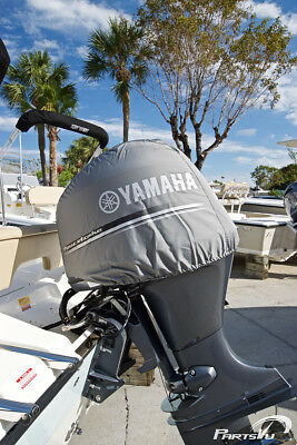 Yamaha F80 F90 F100 & F115 Deluxe Outboard Cowling Motor Cover - MAR-MTRCV-11-50