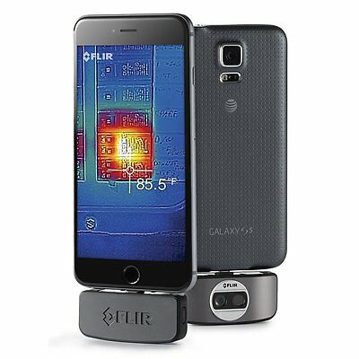 Thermal Imaging Camera Image Device Imager Flir For Android Phones & Tablets NEW