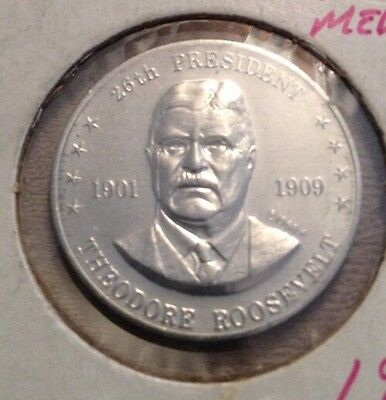 Shell's Mr.president Coin Game 1901-1909 Theodore Roosevelt!