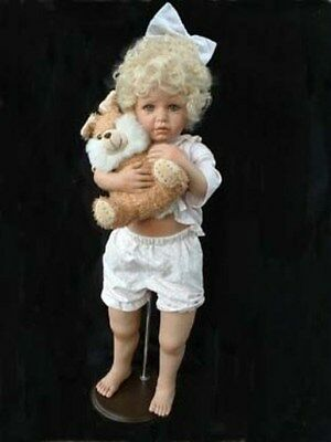 SUSAN LIPPL - LEFT ARM  for porcelain doll MINE  - perfect new condition