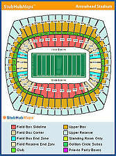 2 Pittsburgh Steelers vs Kansas City Chiefs Tickets 1/15/17 Lower Level