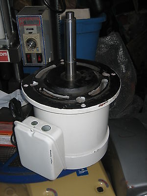 Milling Machine Motor for Variable Speed Turret Mill