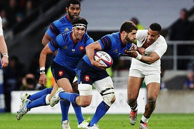 4 tickets England France 6 nations 2017