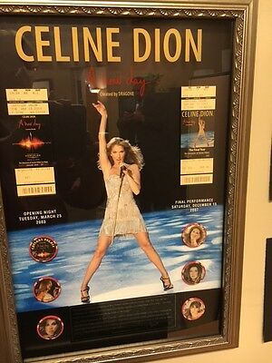 Celine Dion casino chip collection