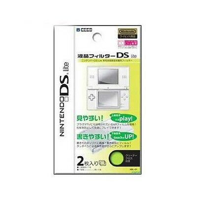 1pcs New Protective Clear Screen Protectors For Nintendo Lite Ds Nds Ndsl