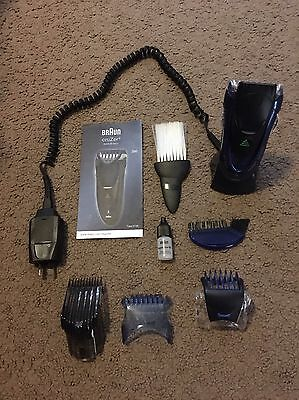 New Braun Shaver Cruzer 4 Body And Face